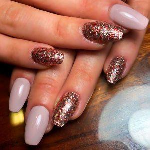 acrilico uñas